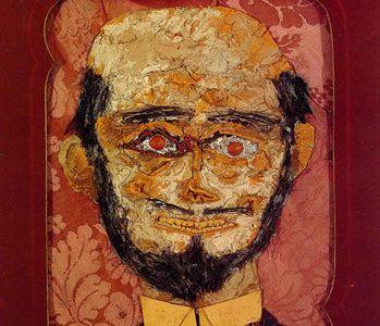 Obra de Berni - El padre de Ramona, 1962.