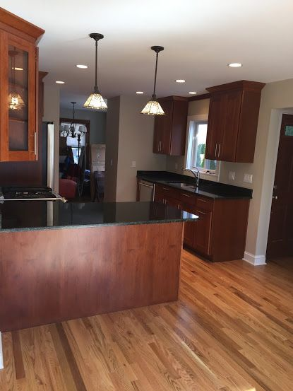 Kitchen Renovation in Waterford CT www.shawremodeling.com #kitchen #renovation #remodel #kitchendesign #waterfordct #interiordesign #remodeling #homeremodel