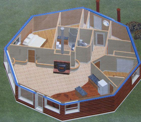Alaska home plans