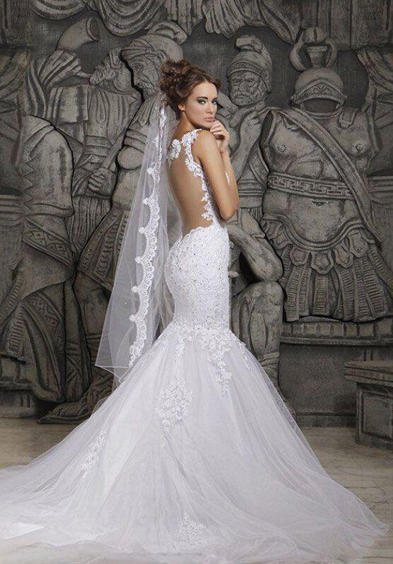 Cheap mermaid wedding dresses uk brides