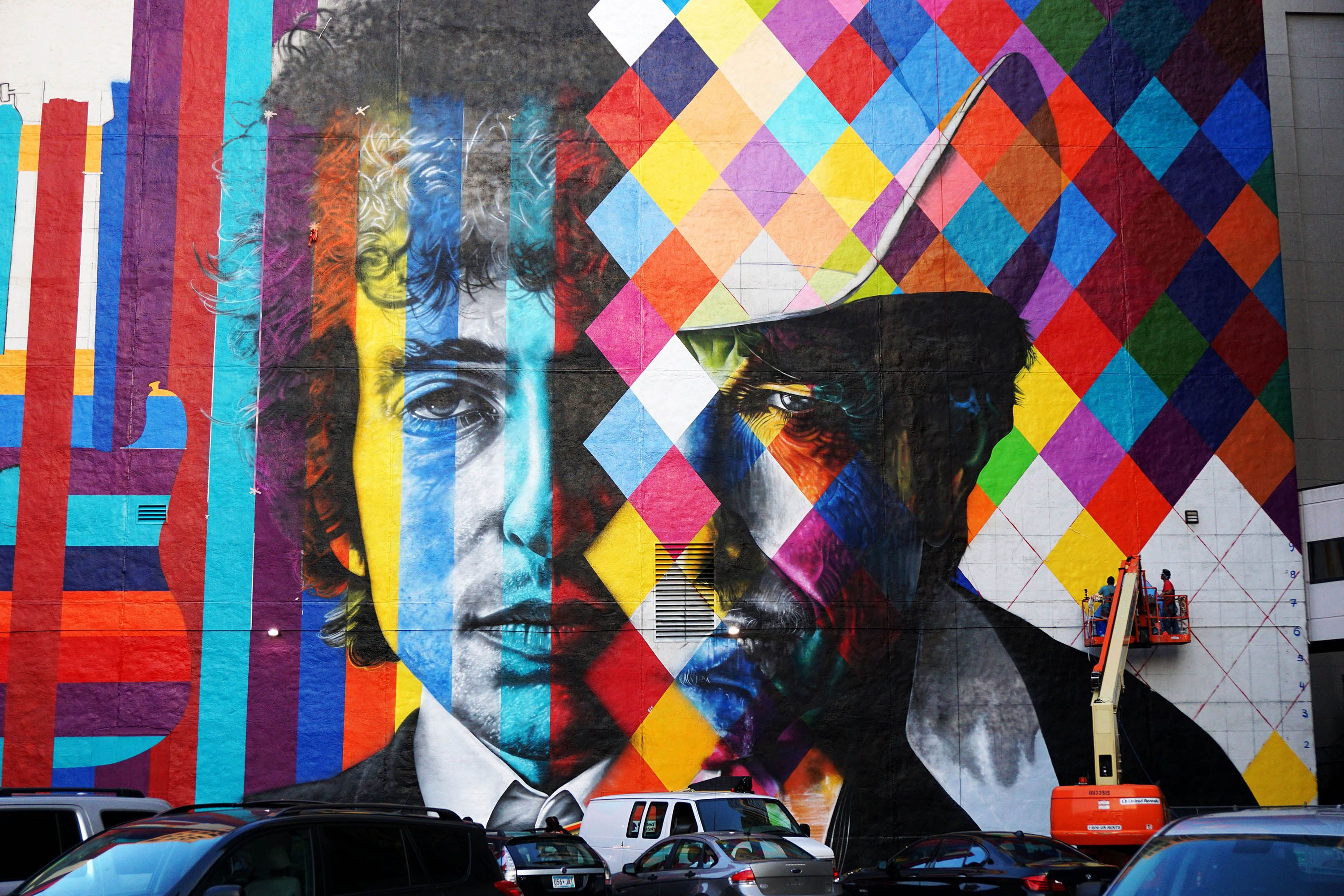 Kobra Bobdylan Street Art Graffiti D Street Art Street Artists