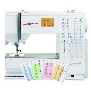 Bernina Computerized Sewing Machine Virtuosa 153 QE Reviews ... : bernina sewing machine reviews quilting - Adamdwight.com