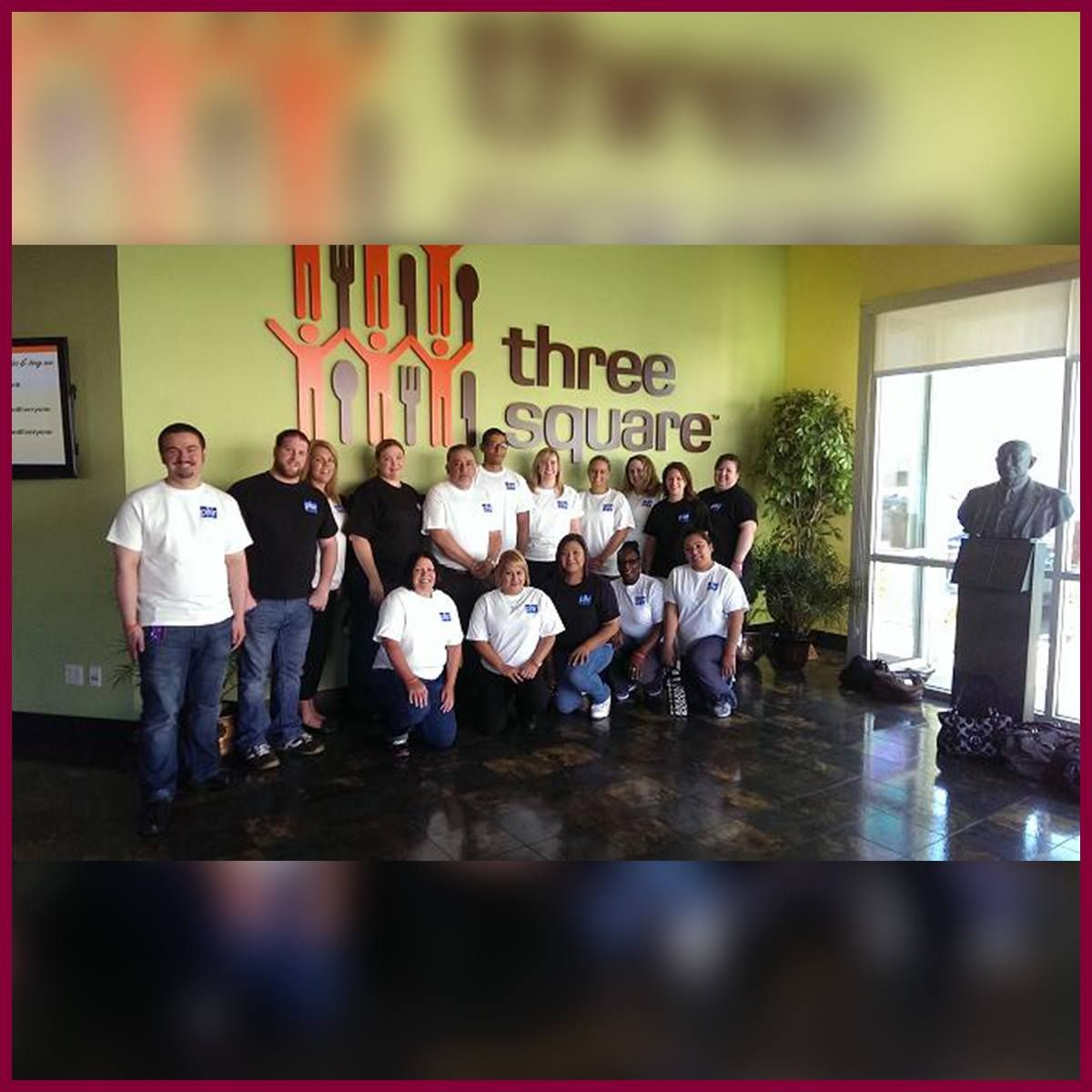 Our Las Vegas managers recently packed over 3,500 lunches for children in need. Big thank you to all involved! Your time is much appreciated.