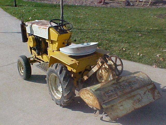 Pin On Cub Tractors