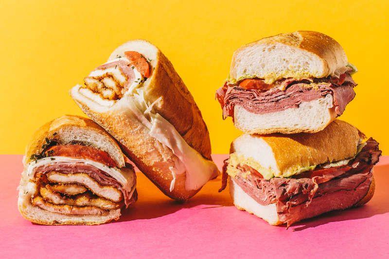 Best Sandwich Shops In America Best Sandwich Near Me Thrillist Best Sandwich Sandwich Shops Food