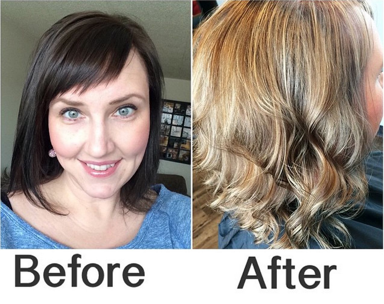 Do You Need Some Help Getting Your Natural Hair Colour Back We Can Help Check Out This Example Of Colour Correction Done By Adrienne Natural Hair Styles Pedicure Spa Hair Color