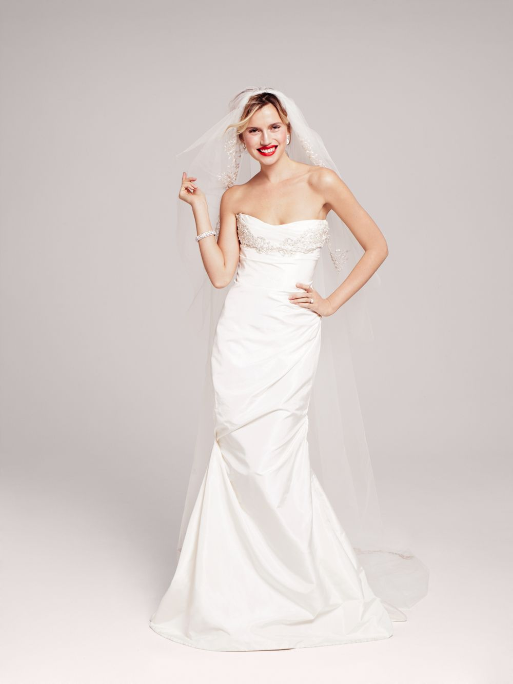 Zinnia gown by roses by reem acra nordstrom wedding suite wedding