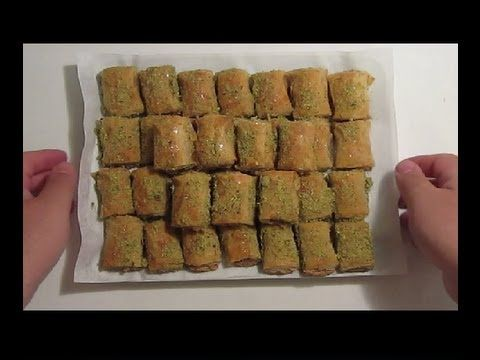 كيف تصنع أطيب بقلاوه في الكون Lebanese Desserts Arabic Food Baklava
