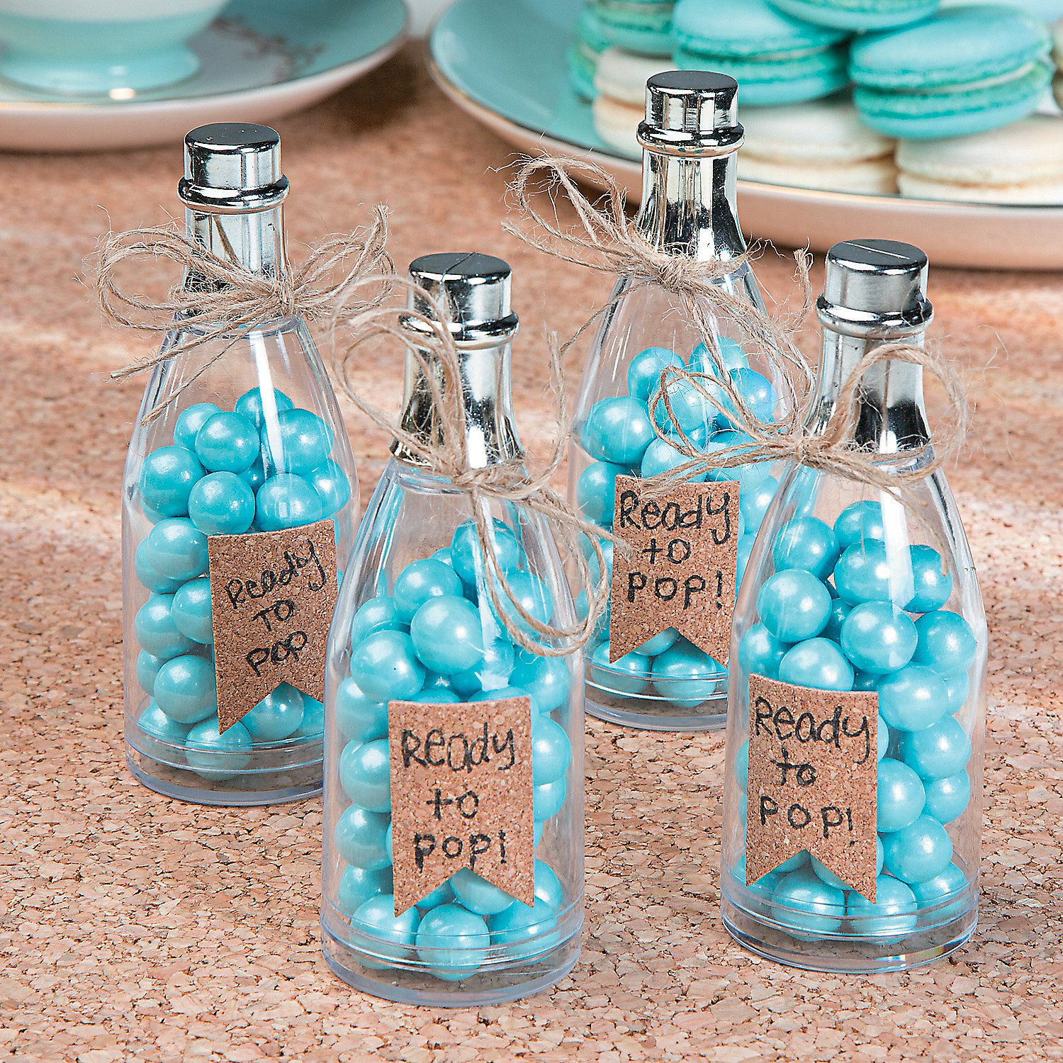 the talk baby shower giveaways