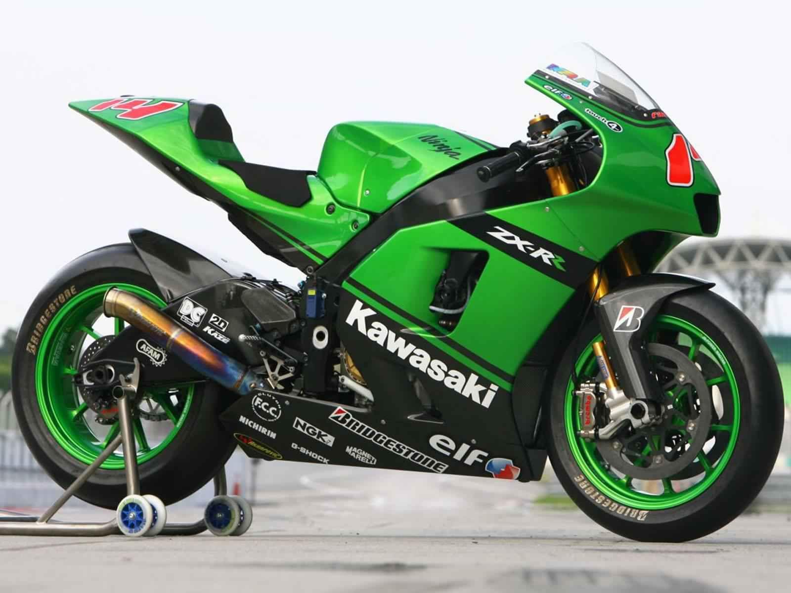 Kawasaki Zx Rr Motogp Bike Hot Rides Kawasaki Motorcycles