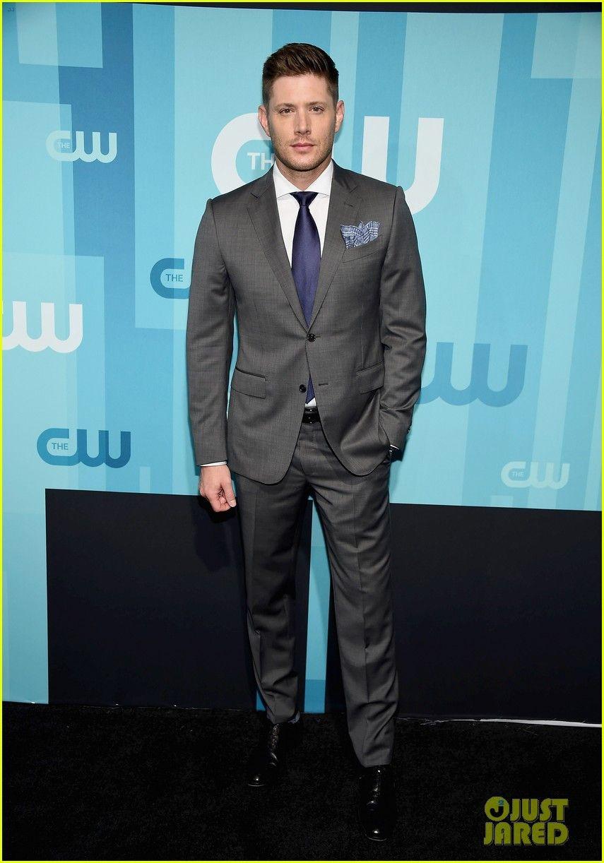 Jensen Ackles CW Upfronts 2017 Dean Winchester, Daneel Ackles, Jason Todd,  Jensen Ackles