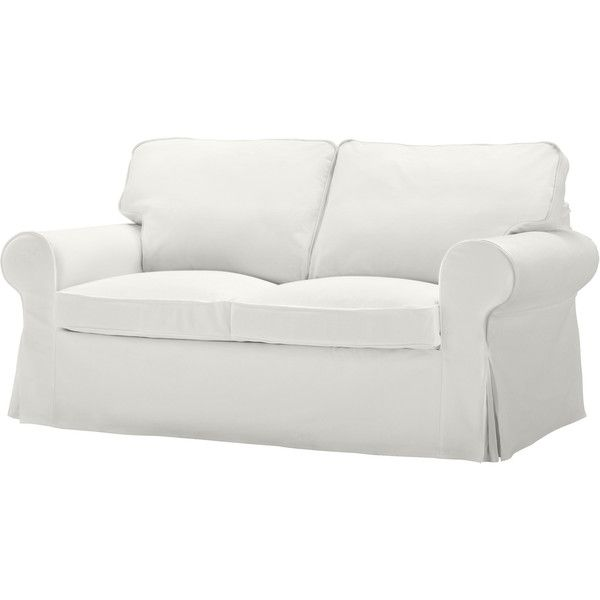 Ikea Ektorp Loveseat Cover Blekinge White 39 Liked On