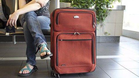 Gepäckausgabe am Flughafen So bekommen Sie als Erster