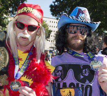 2013 Halloween Finisher Medal