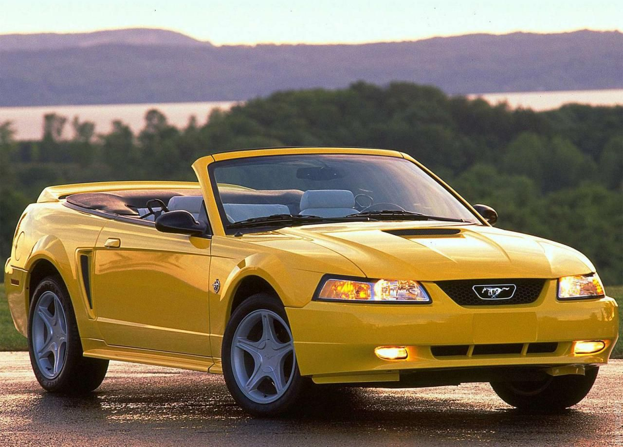 1999 Ford Mustang Gt Find Parts For This Classic Beauty At Http Restorationpartssource Com Store Ford Mustang Mustang Gt Ford Mustang Convertible