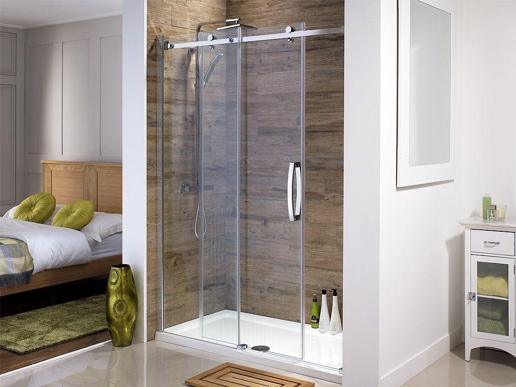 Dusche Schiebetüren Bringen Effizienz, Nutzung der Dusche