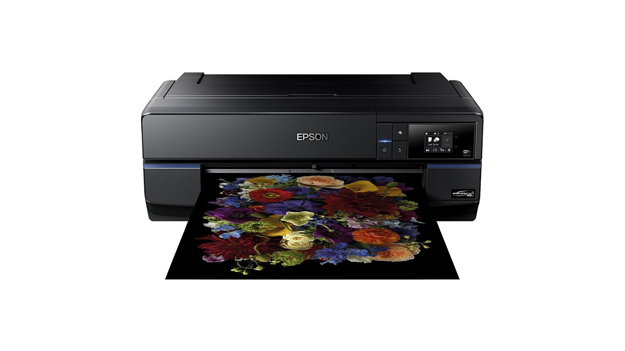 Epson Sc P800 Una Buena Y Compacta Impresora Fotografica