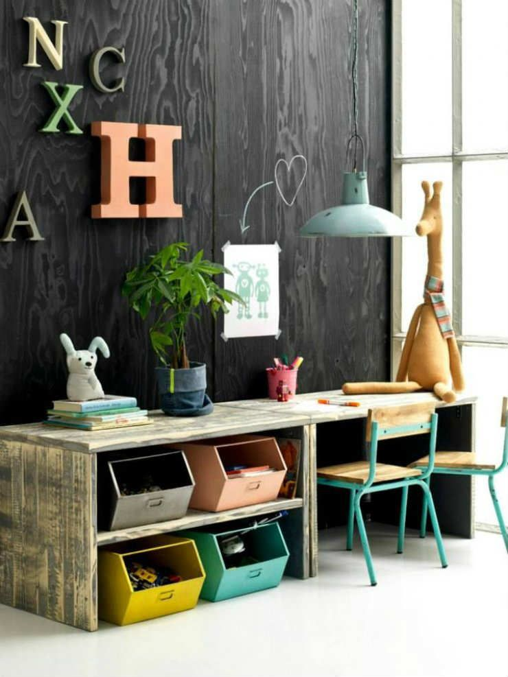 10 Types Of Toy Organizers For Kids Bedrooms And Playrooms: Kids Room, Kid Desk