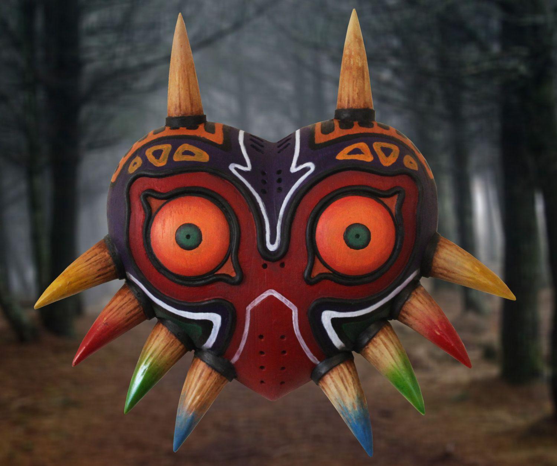 картинки игры легенда о зельде маска маджоры немало механических электрических