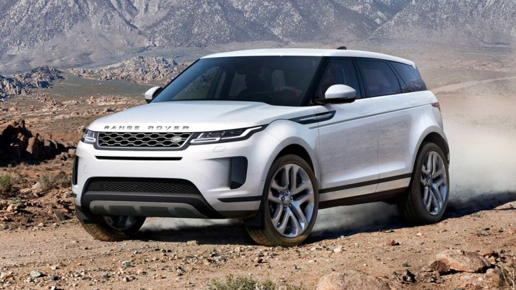 20 Best Large Hybrid Suvs For 2020 New Range Rover Evoque Range