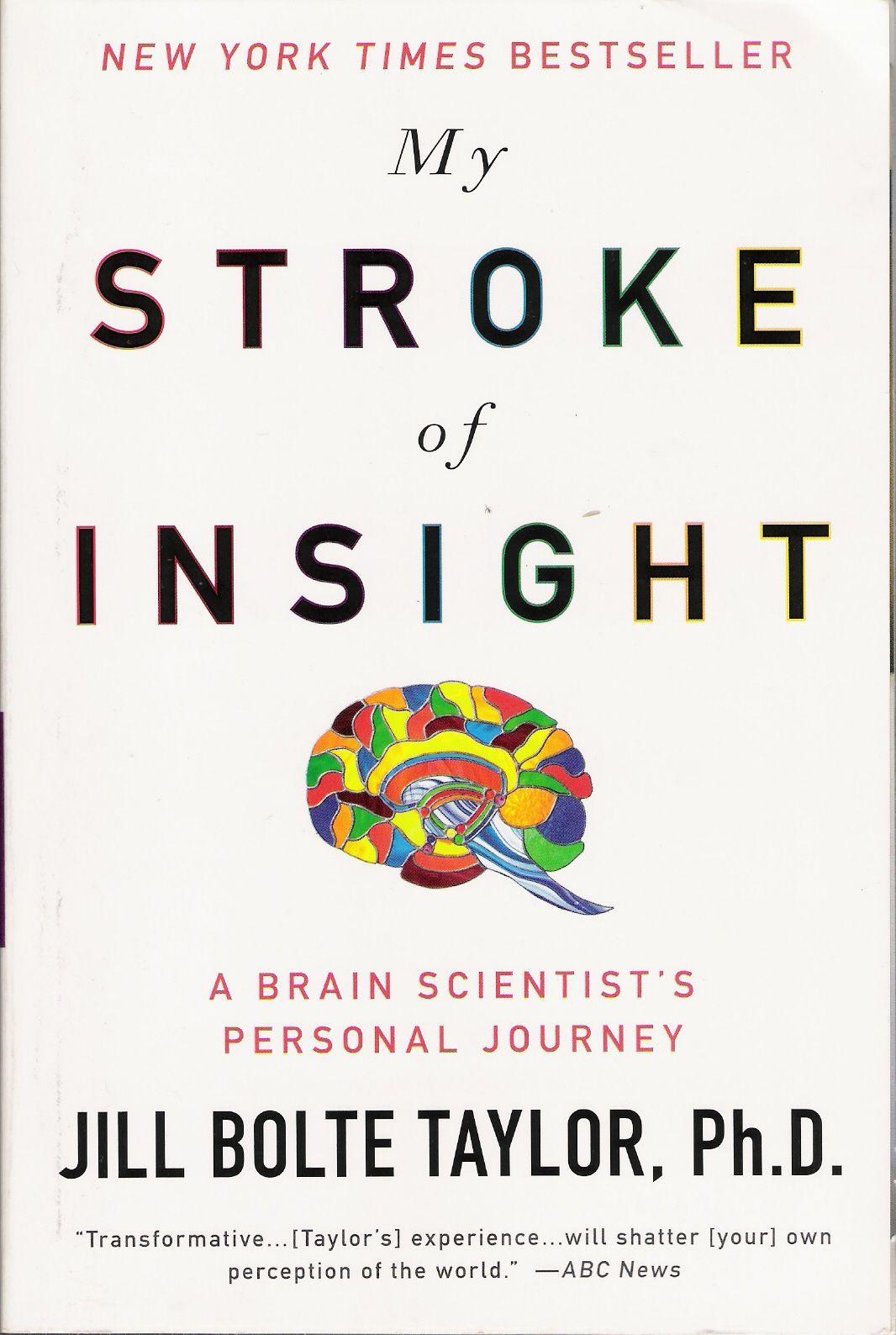 A Stroke Of Insight Stroke Books Books To Read Book Club Books - Can-pick-the-book-quick