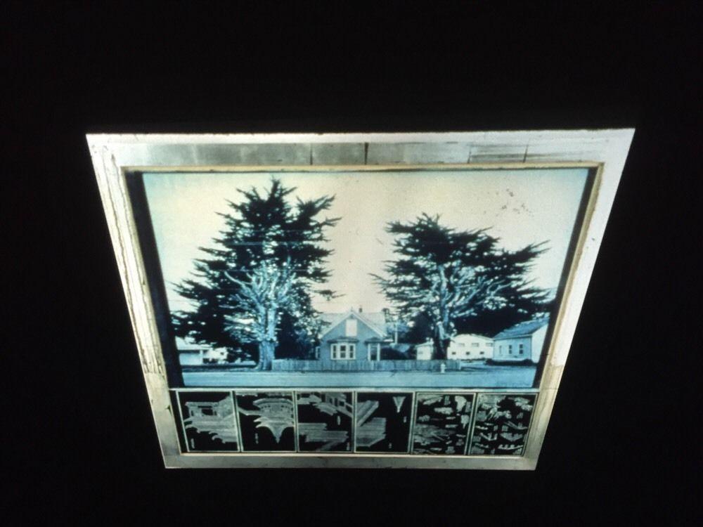 Judy pfaff blueprint a american installation art 35mm glass judy pfaff blueprint a american installation art 35mm glass slide ebay malvernweather Gallery