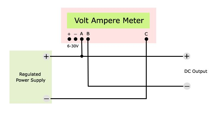 Stupendous Voltmeter Ammeter Wiring Diagram Elektroniken Elektroniken Wiring Digital Resources Jebrpkbiperorg