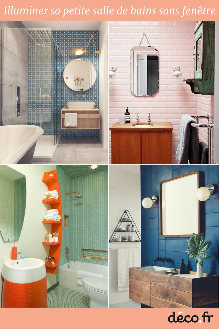 5 idées lumineuses pour une petite salle de bains sans ...