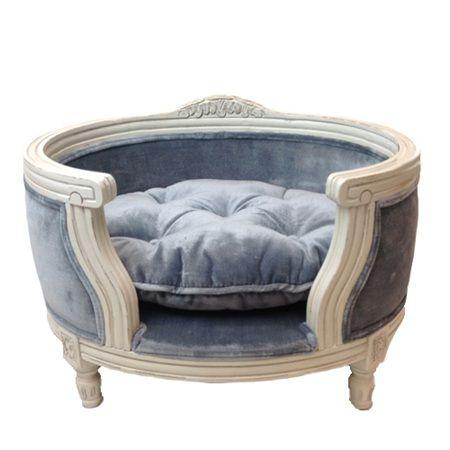 Fantastic The George Luxury Designer Pet Bed In Pile Grey Dog Bed Customarchery Wood Chair Design Ideas Customarcherynet