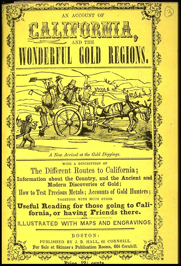 Image result for 1849 gold rush