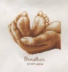 Risultati immagini per baby sampler cross stitch patterns