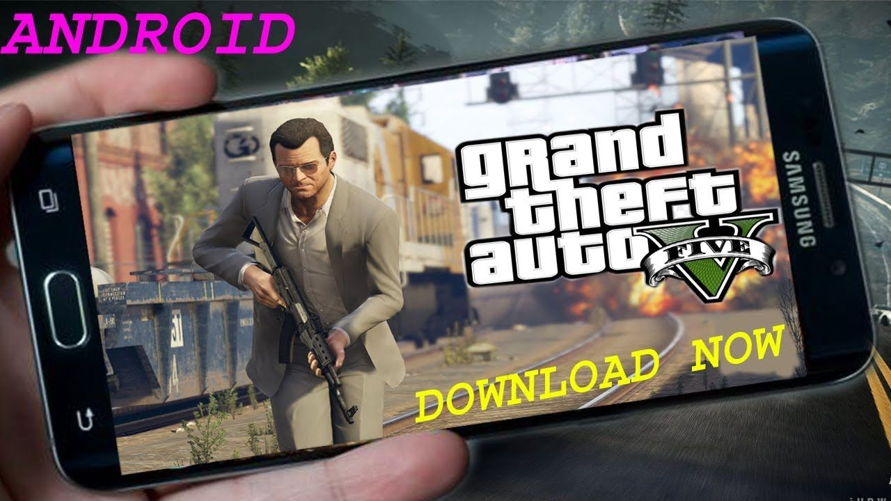 How To Get Gta 5 In Android For Free