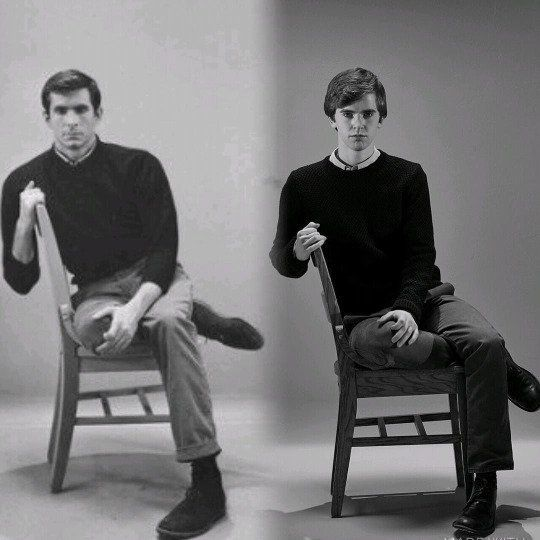 Freddie Highmore Channels 'Psycho' for 'Bates Motel ...