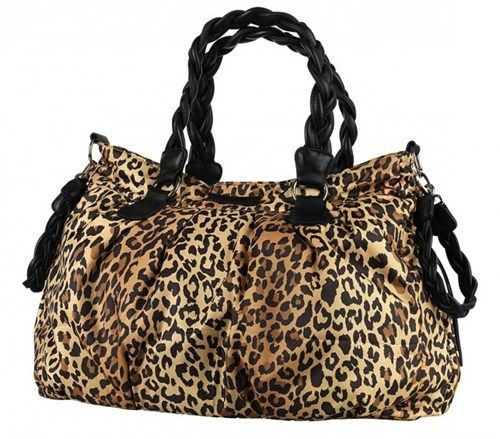 elodie details pusletaske cheetah