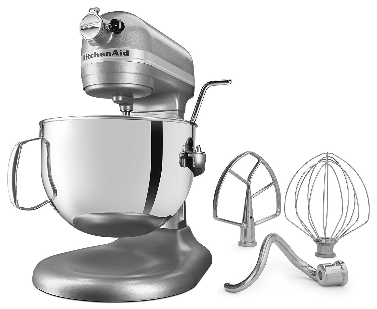 KitchenAid KL26M1XSL Professional 6-Qt. Bowl-Lift Stand Mixer ...