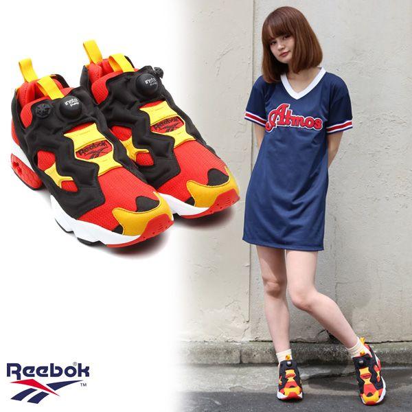 reebok pumps girls