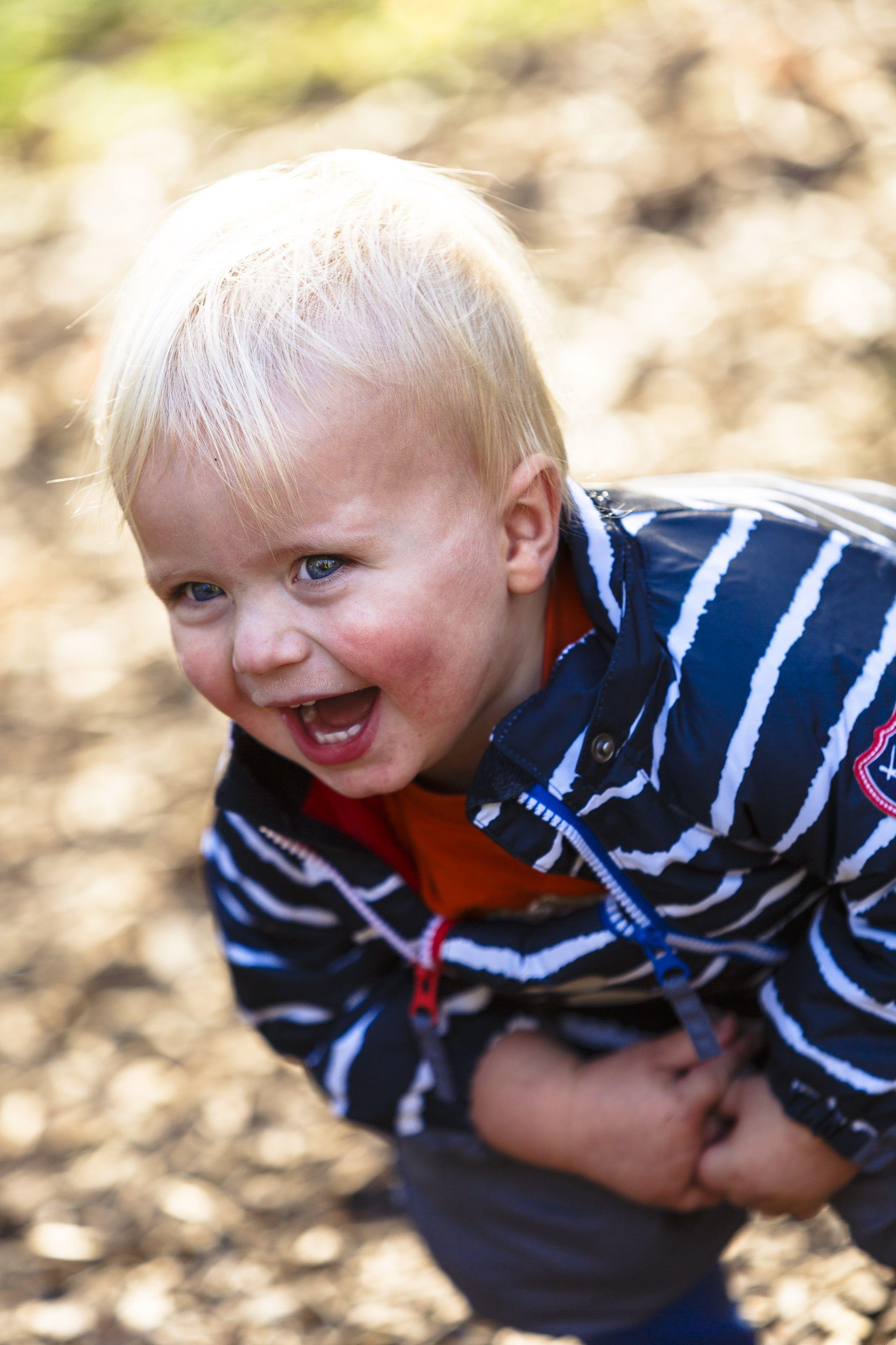 Mit der richtigen Kleidung können Kinder ihre Naturverbundenheit ausüben!