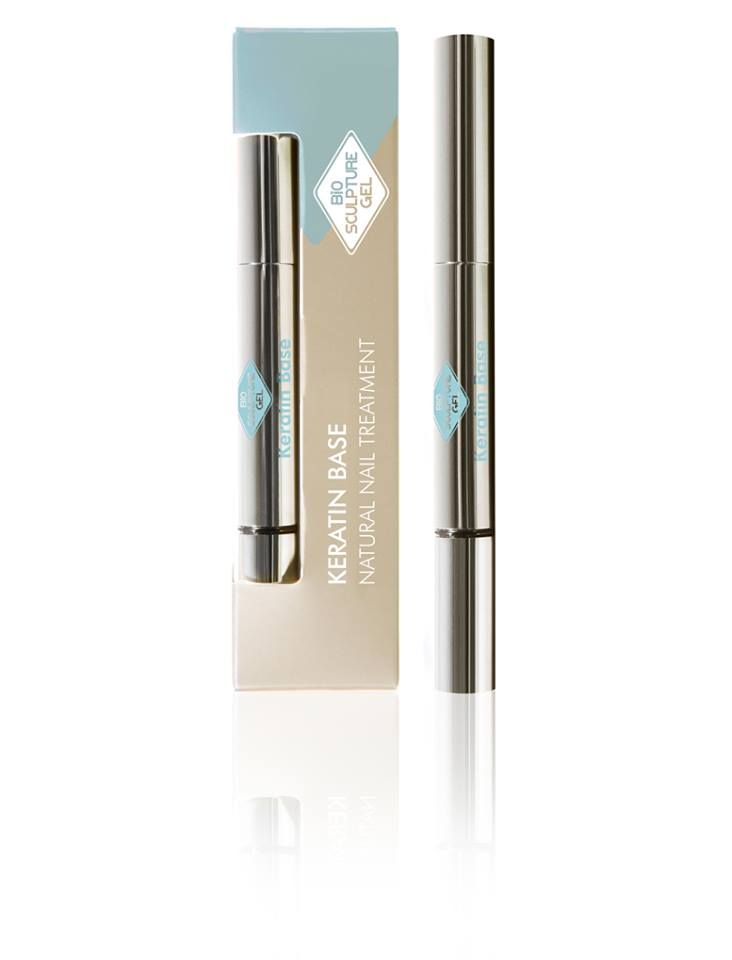 KERATIN BASE - for he… | New Nail Treatment Pens From Bio Sculpture ...