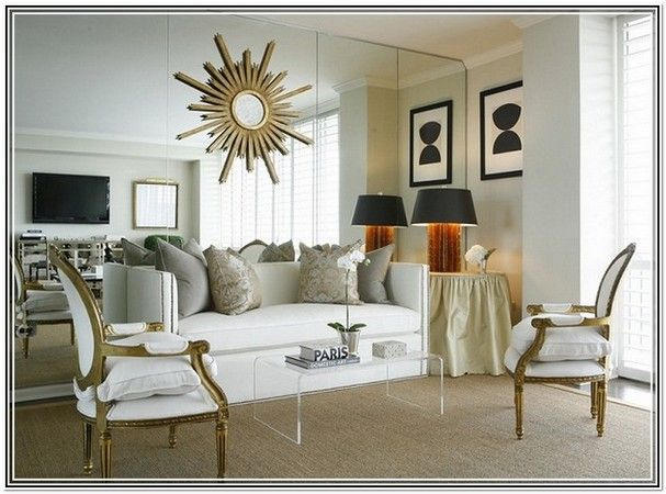 Pin By Zara Daryan On Bedroom Apartment Big Mirror In Bedroom Mirror Wall Bedroom Living Room Mirrors