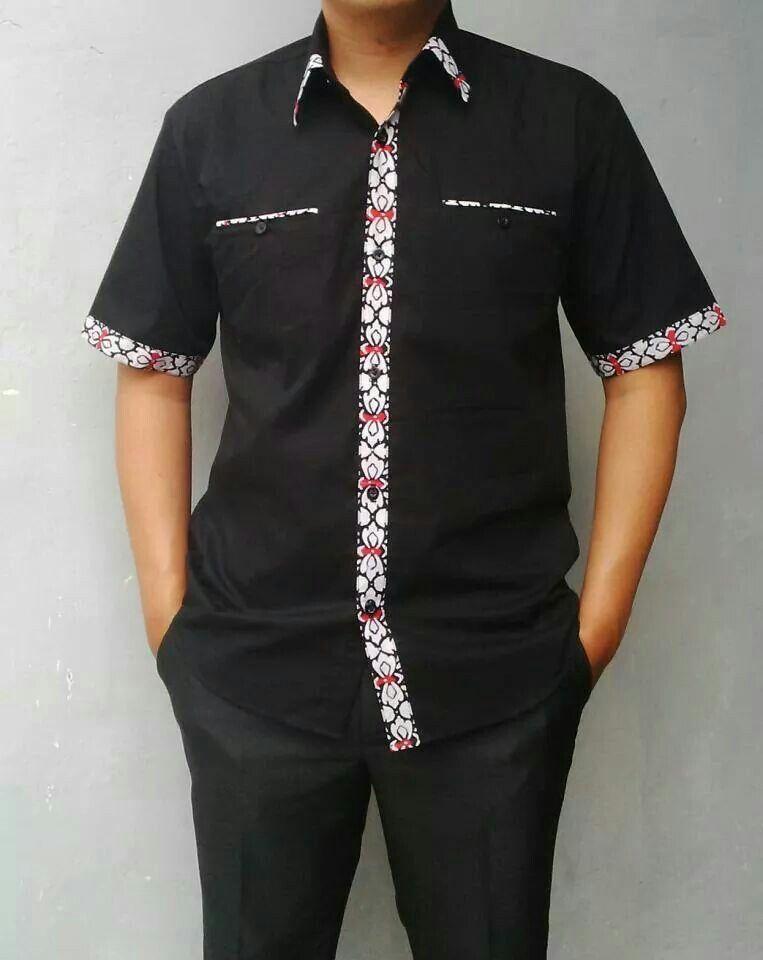 3e69dc20b3 SALE DENIM BATIK | Tenun Ikat | African men fashion, African fashion ...