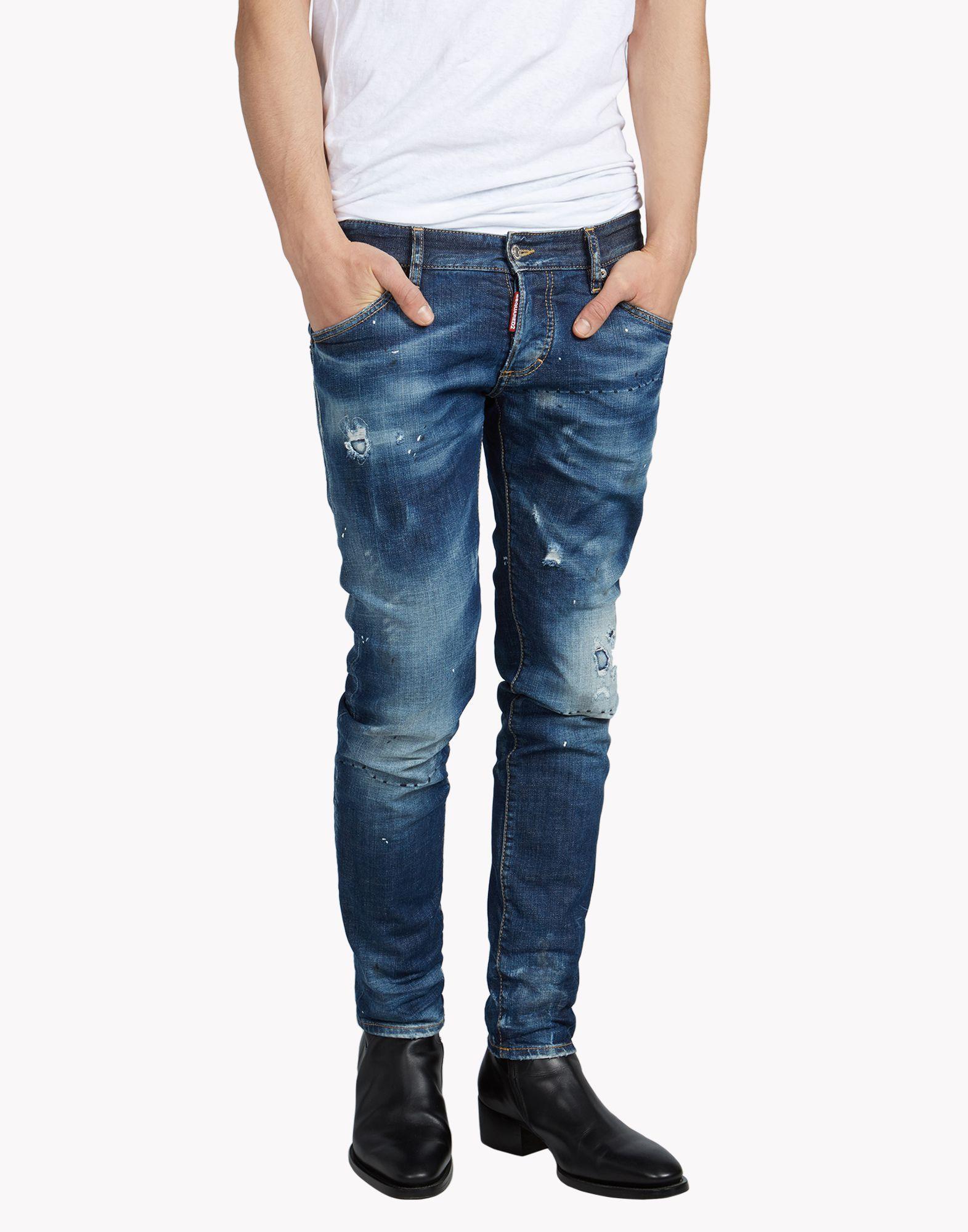 Clement Jeans - Jeans Men - Dsquared2 Official Online Store ...