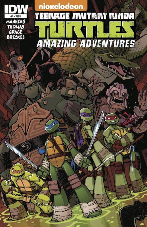 TMNT AmazingAdventures#4