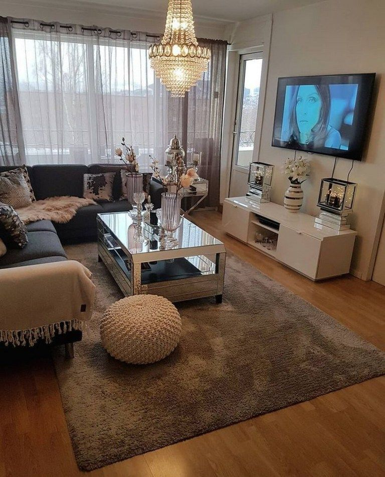 61 Cozy Small Living Room Decor Ideas For Your Apartment 37