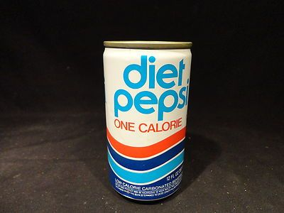 Diet pepsi can in pussy
