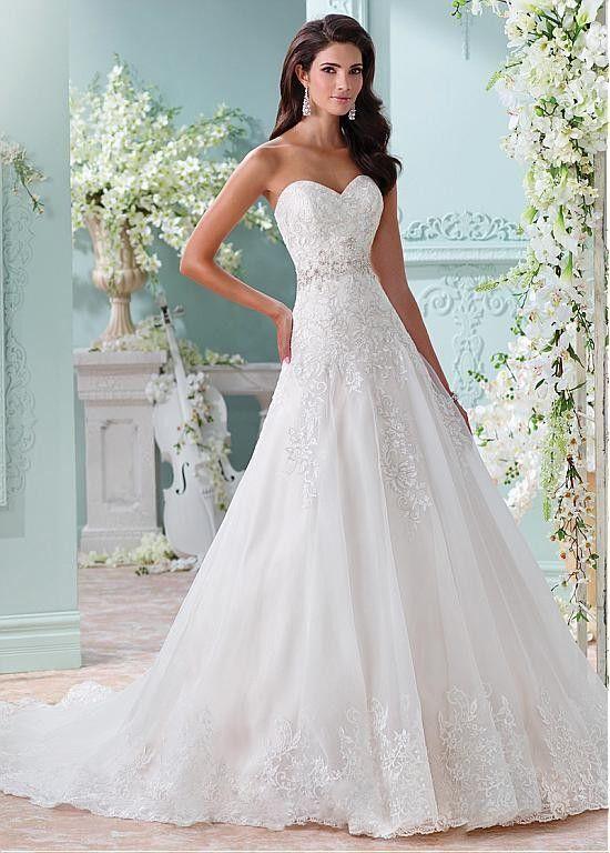 Image Result For A Line Wedding Dresses