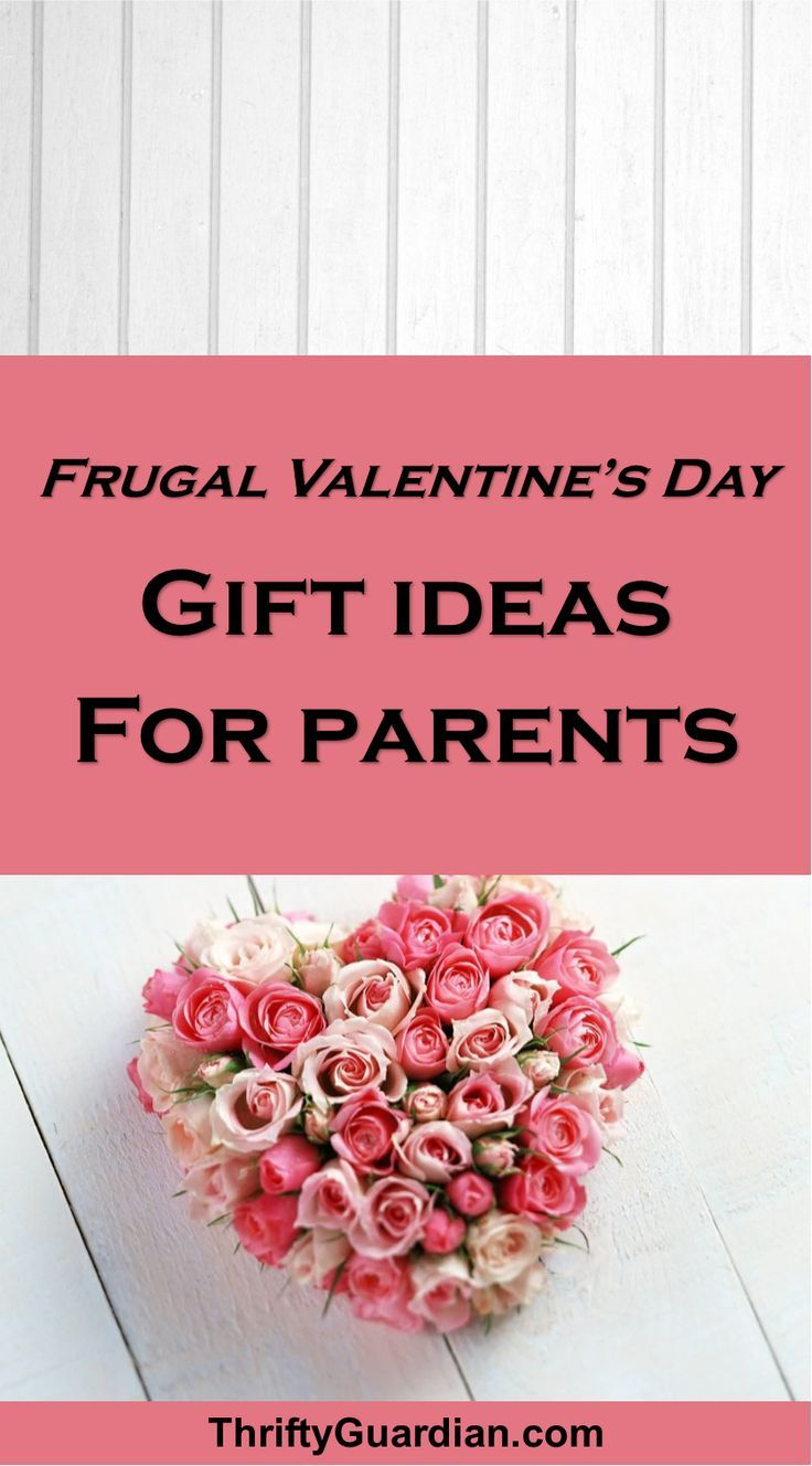 valentine's day gifts for mom and dad