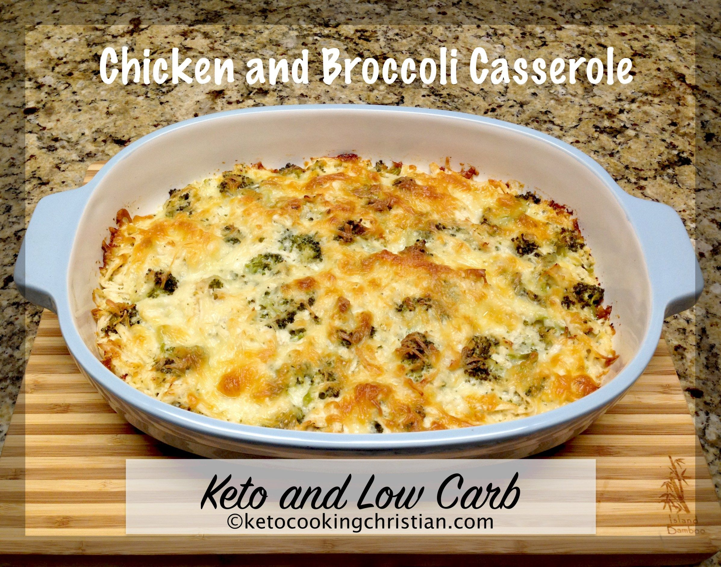 Chicken Broccoli Cheese Casserole Keto Low Carb In 2019 -7595