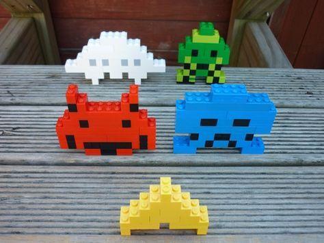 Lego Space BrickMocpages Lego® Creation By InvadersA ®yan The 8n0vNwOm