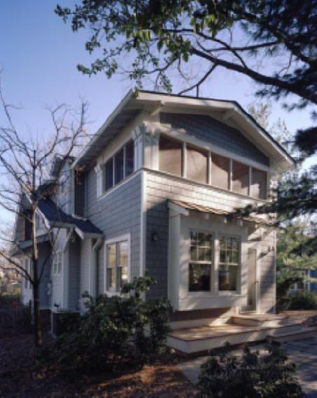 Bungalow Exterior, Bungalow, House Styles