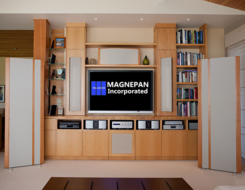 Magneplanar 20.7 Planar speakers Audiophile